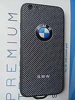 Чехол TPU Carbon для iPhone 6S BMW