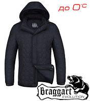 Качественная куртка демисезонная Braggart