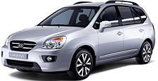 Защита двигателя на Kia Carens (2006-2012)