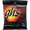 Струны GHS Heavyweight Boomers Custom Low-Tune 11-70