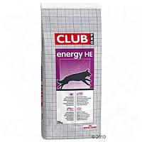 Корм для собак (Роял Канин) ROYAL CANIN Club Energy HE 20 кг - для взрослых собак всех пород