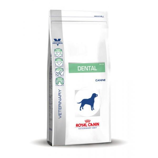 Корм для собак (Роял Канін) ROYAL CANIN Dental 14 кг - для дорослих собак вагою більше 10 кг