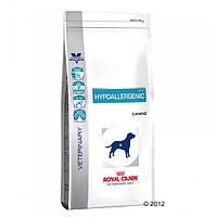 Корм для собак (Роял Канин) ROYAL CANIN Hypoallergenic 14 кг - для взрослых собак всех пород