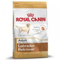 Корм для собак (Роял Канин) ROYAL CANIN Labrador Adult 12 кг - для взрослых Лабрадоров