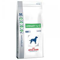 Корм для собак (Роял Канин) ROYAL CANIN Urinary S/O LP18 7.5кг-для взрослых собак с мочекаменной болезнью