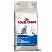Корм для кошек (Роял Канин) ROYAL CANIN Indoor 27 10 кг - для взрослых кошек домашнего содержания