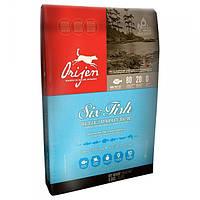 Корм для собак ORIJEN 6 FISH DOG 6 кг для взрослых собак с шестью видами рыбы