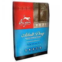 Корм для собак ORIJEN ADULT DOG 6 кг для взрослых собак средних пород