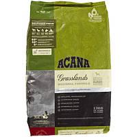 Корм для собак ( Акана )  Acana Grasslands Dog 11.4 кг - беззерновой с диетическим мясом ягненка