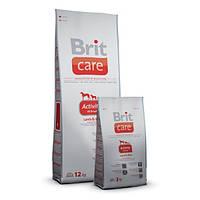 Корм для собак BRIT CARE ACTIVITY All breed Lamb & Rice 12 кг для активних собак з ягням і рисом