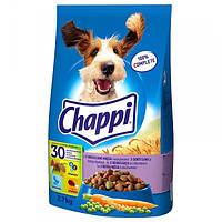 Chappi три вида м'яса (Польща) 13,5 кг