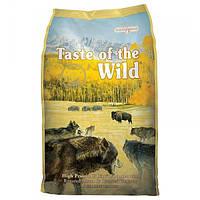 Корм для собак Taste Of The Wild High Prairie Canin 13 кг с мясом бизона и оленя для взрослых собак