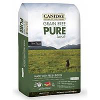 Корм для собак (Каніде) Canidae Dog Pure Land fresh bison 10,8 кг - для дорослих собак всіх порід