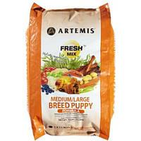 Artemis Fresh Mix Puppy Medium Large breed 13,6 кг