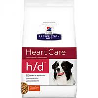 Корм для собак Hill's Hills Prescription Diet Canine H/D 5 кг
