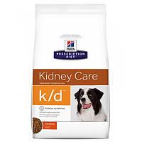 Корм для собак Hill's Hills Prescription Diet Canine K/D 12 кг