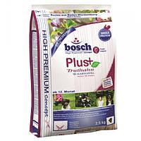 Корм для собак Bosch HPC Plus Truthahn & Kartoffel 12,5 кг індичка і картопля