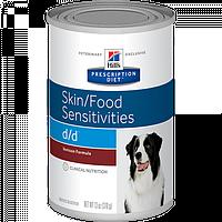 HILL'S PD Prescription Diet Canine d/d Venison консерви12 x 370 г