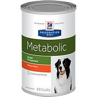 HILL'S PD Prescription Diet Metabolic Canine Chicken консерви 12 x 354 г