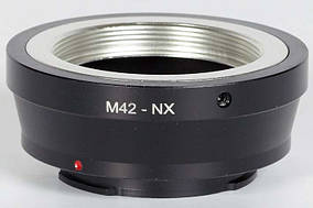 Адаптер (перехідник) M42 - NX (байонет Samsung NX) для камер Samsung (NX5 NX10 NX11 NX100 NX200 та ін)