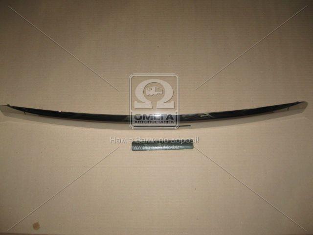 Накладка капота FORD FOCUS (Форд Фокус) 2008- (пр-во TEMPEST)