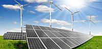 Монтаж автономного энергоснабжения в Херсоне всех видов