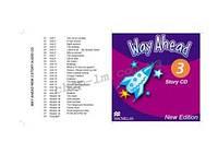 New Way Ahead 3 Story Audio CD (Аудирование рассказов, аудиокурс уровень 3-й)