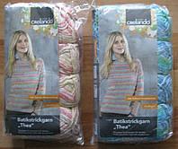 Нитки для вязания Розовые
