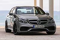 Тюнинг обвес для Mercedes E-class W212 рестайл AMG E63