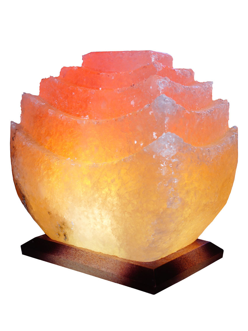 Соляний світильник Пагода 5-6 кг
