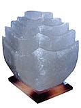 Соляний світильник Пагода 5-6 кг, фото 2