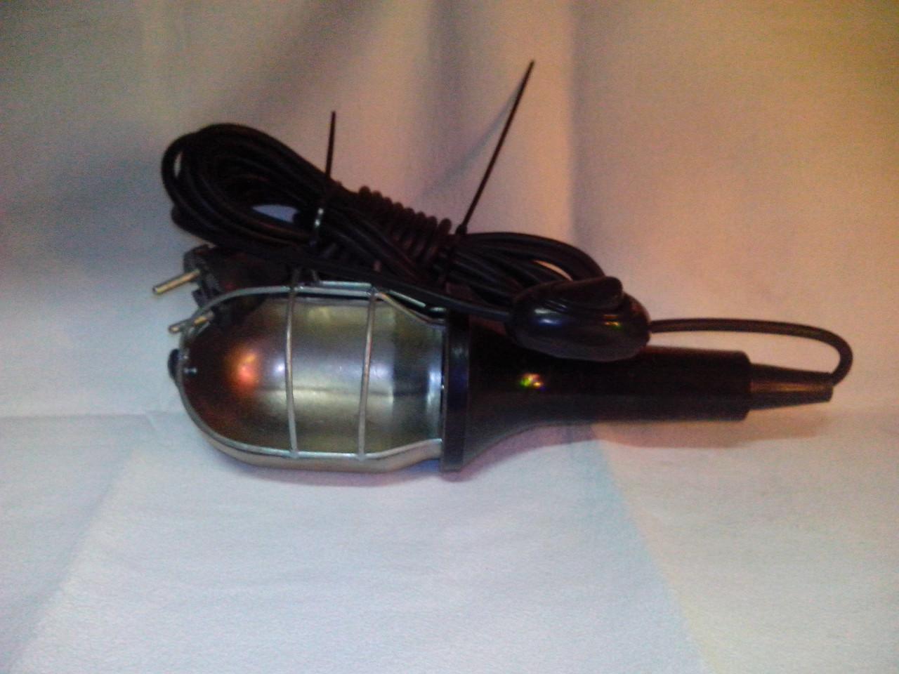 Переноска ламповая универсальная 220В