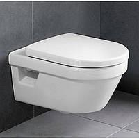 Унитаз подвесной Villeroy&Boch Omnia Architectura 5684H101 сиденье soft close
