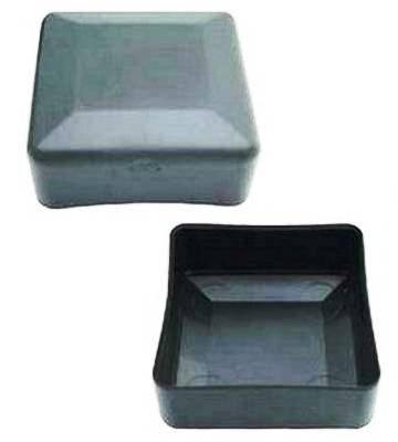 Заглушка квадратная 80Х80 наружная для квадратной профильной трубы (NSK), фото 2