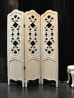 Ширма для ванной комнаты Godi XZ-07 белый ясень