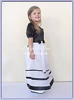 """Платье """"Домино"""", размер 110-116 в наличии."""