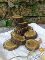 Набор спилов из дерева для игр