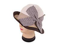 Шляпа женская ETERNO (ЭТЕРНО) EH-48-coffee
