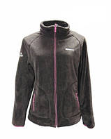 Женская куртка Мульта  Шоколад/Розовый S