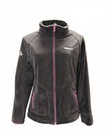 Женская куртка Мульта  Шоколад/Розовый XL
