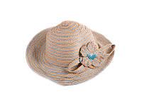 Шляпа женская ETERNO (ЭТЕРНО) EH-64-blue