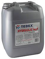 TEDEX масло гидравлическое HYDRAULIC HM-HLP 46 - (20 л)