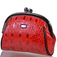Косметичка женская кожаная WANLIMA (ВАНЛИМА) W72040730843-red