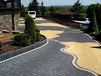 Мощение дорожек, укладка Тротуарной Плитки и Природного Камня, Дорожное строительство