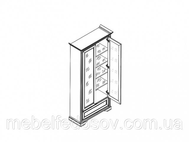 витрина стилиус, модульная система стилиус