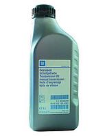 Трансмиссионное масло GM в КПП 80W,1л