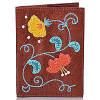 Обложка для паспорта Unique U Женская кожаная обложка для паспорта от Елены Юдкевич UNIQUE U (ЮНИК Ю) U2507706