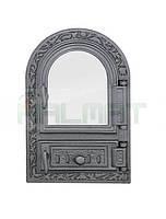 Дверцы для камина чугунные FPM1R 485x325, фото 1