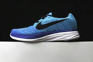 Кроссовки женские Nike Flyknit Lunar 3+ / FLW-098 (Реплика)