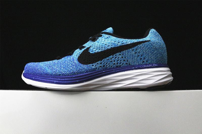 Кроссовки женские Nike Flyknit Lunar 3+ / FLW-098